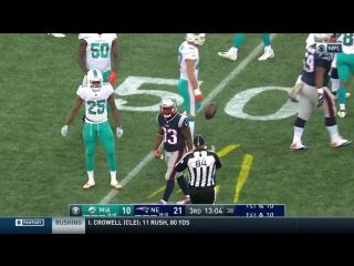 Gronk Grabs His 2nd TD of the Day After Dion Lewis Huge Run!