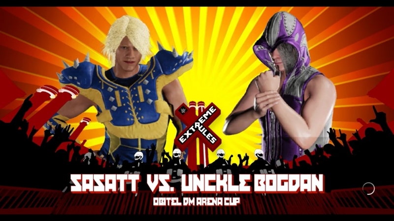 Obitel Deathmatch Arena Cup/ Day 2/ Group B/ Sasatt vs Unckle Bogdan