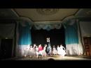 танец снежинок в балете Щелкунчик