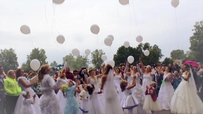 Парад невест в Лукояновском районе
