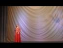 Мария Воронина - Россия Русь! (Областной фестиваль-конкурс Золотой микрофон)