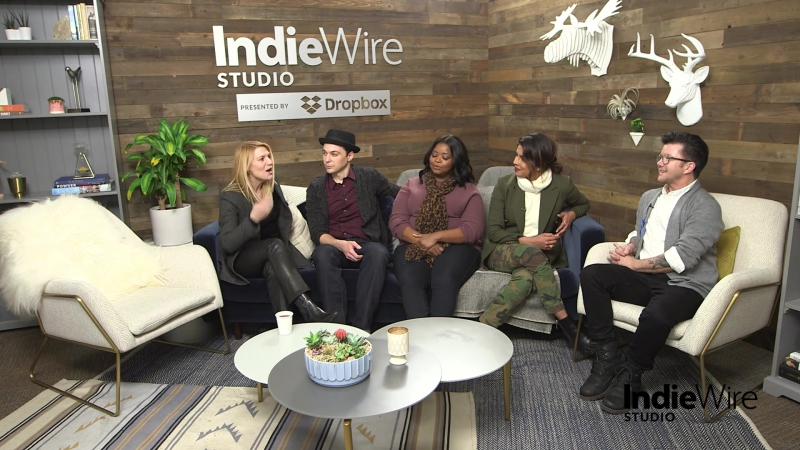 Silas Howard discusses his film A Kid Like Jake at IndieWire s Sundance Studio