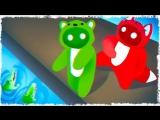 [Quantum Games] ВОЗЬМИ МЕНЯ ЖЕСТКО!!! УГАР В GANG BEASTS (ГАНГ БИСТ)