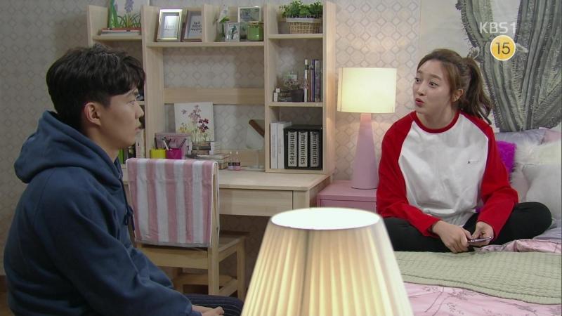 [17.11.17] KBS I Love You Even Though I Hate You, эпизод 4 (Сонёль)