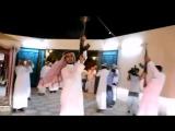Arab Wedding Celebration with Guns