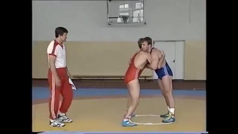 Греко-римская борьба_ Техника бросков для детей и молодежи (Польша, 1994)