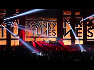 Swanky Tunes & Going Deeper - Time (live at Global Top DJs, Минск)