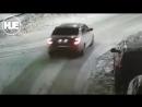 Авария на жд переезде в Одинцовском районе, 2