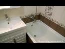 Отделка ванной комнаты видео ремонт туалета и ванной дизайн ванной комнаты