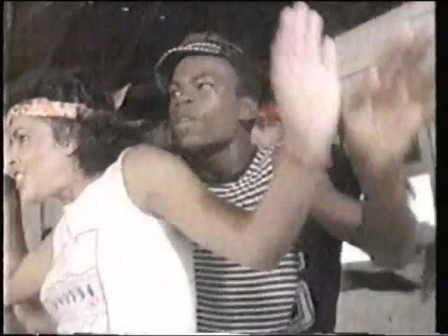 Pop N Taco, Boogaloo Shrimp, Ana Lollipop Sanchez, Puppet Boozer Co - Breakin N Enterin 1983