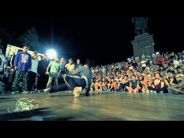 Kings of Action vs Ruffneck Attack | Final Crew | Yalta Summer Jam 2015