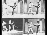 Мастер-класс Брюса Ли на ТВ  Редкое Видео 1969