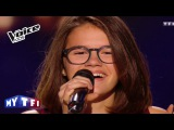 The Voice Kids France 2016 Juliette - Comme toi (Jean Jacques Goldman) Blind Audition