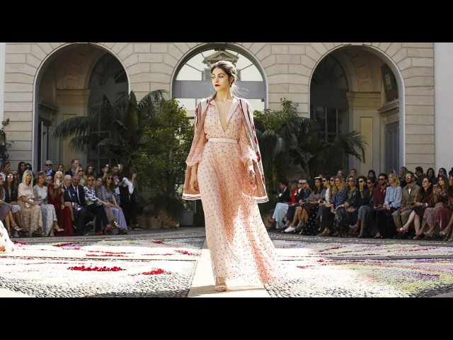 Luisa Beccaria   Spring Summer 2018 Full Fashion Show   Exclusive