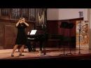 Erwin Schulhoff Sonata for flute and piano IV Rondo Finale Allegro molto gajo