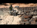 Ural Sidecar Africa Karoo 2015 Some of the technical sections and other stuff
