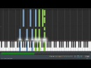 Mass Effect 3 - An End Once and For All - Piano Tutorial (100%) Synthesia Sheet Music MIDI