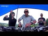 Boris Brejcha b2b with Ann Clue at Smiling Sun Open Air - HQ video and audio
