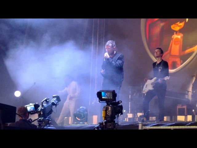 Gorillaz - Busted and Blue LIVE Demon Dayz Margate June 2017