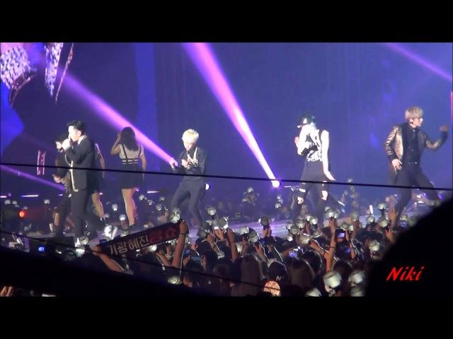 140816 비스트 Beast Beautiful Show Dance with you