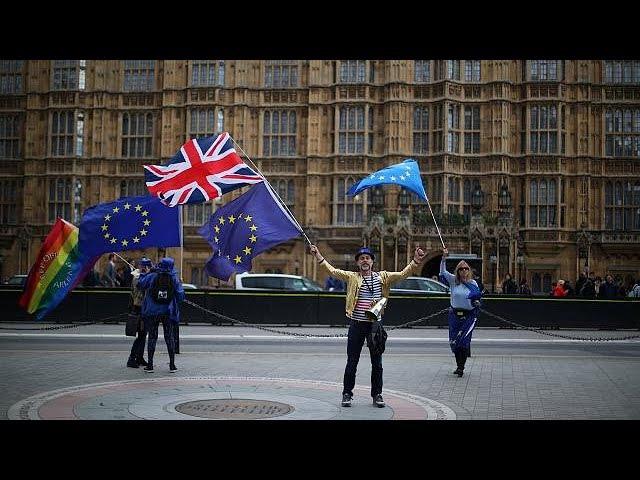 Британия - ЕС развод и девичья фамилия