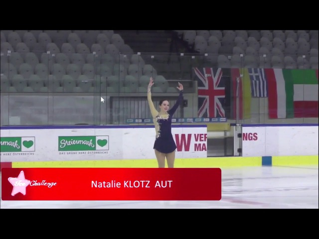 Ice Challenge 2017 Senior Ladies FS Natalie KLOTZ