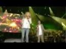Celine Dion Zachary Richard - L'arbre est dans ses feuilles (Live a Quebec)