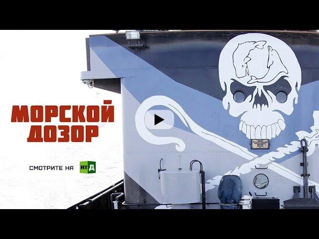 RTД на Русском (Морской дозор: защита китов с помощью оружия)