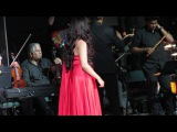 Sun Raha Hai Na Tu (Ashique2) Shreya Ghoshal Live in NewJersey with Symphony2017