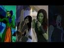 Эволюция Гаморы в мультфильмах и кино/Evolution of Gamora in movies and cartoon