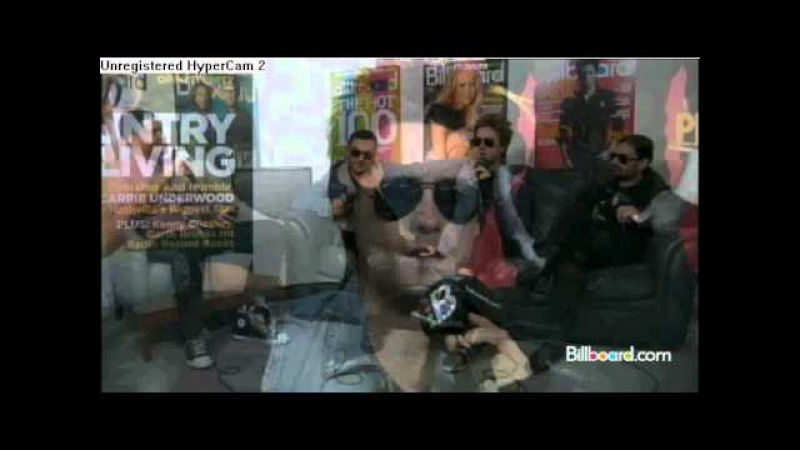 30 Seconds To Mars Live Chat Interview @Billboard via Ustream 05/12/2011 Part 3
