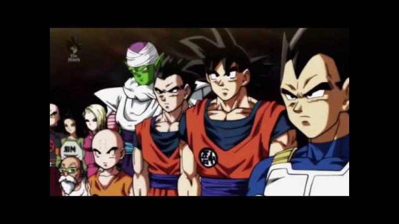 Finalmente o torneio vai começar - Análise Mil Grau do Ep 96 de Dragon Ball Super