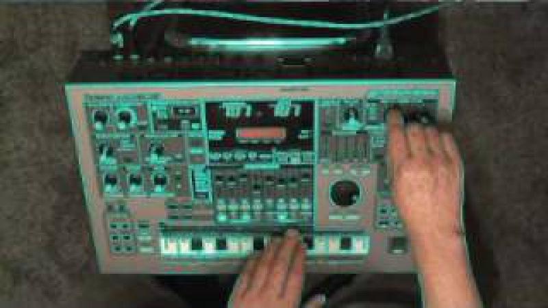 Element 4 Roland MC-505 Minimal House Session1 Live