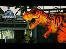 Против 3х Тираннозавров Jurassic World The Game прохождение на русском