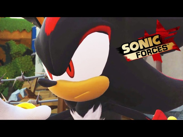 Sonic Forces All Shadow Scenes