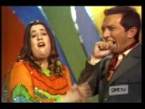 Mama Cass Elliot and Andy Williams exchange words! (1968 rare funny medley)