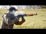 легендарный АК-47 против американского М-16 (the legendary AK-47 vs American M16)