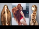 Real Life Rapunzels Compilation - Extremely Long Hair Girls of Instagram