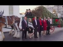 First Lady Melania Trump and Barron Trump Receive the White House Christmas Tree