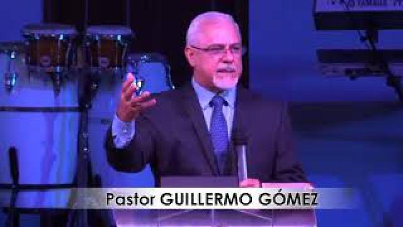 """SEÑOR ENSÉÑANOS A ORAR"""" parte 2 Pastor Guillermo Gómez Predicaciones estudios bíblicos"""