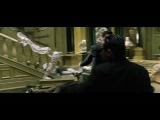 The Matrix Reloaded - Chateau Fight