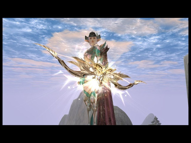 LINEAGE 2 AERON HIGH FIVE - PATH TO A HERO - SILVER RANGER OLYMPIAD MOVIE