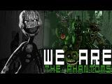 [SFM FNAF] We will haunt you! | We Are The Phantoms by Rotten Eggplant [#fnaf Super Elon]