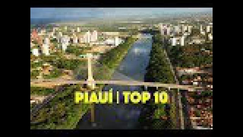 🌎 Piauí | Geografia, Cultura e Turismo do Estado do Piauí