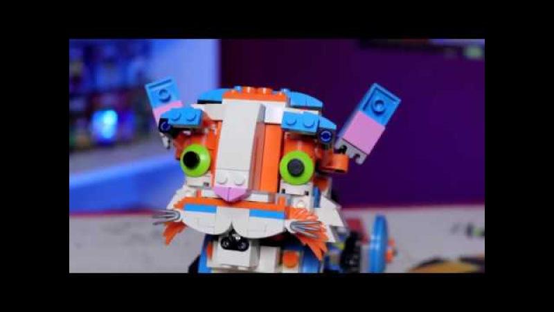 LEGO® BOOST — 5 идей в 1 подарке (часть 3)