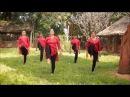 30 Secs Warm Ups For Your Quads - Natya Aerobics Dance Exercise