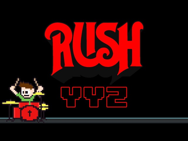 Rush - YYZ (Drum Cover) -- The8BitDrummer