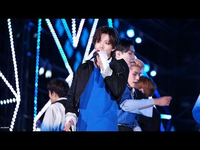 170915 롯데 패밀리 콘서트 NCT 127 - Summer 127 유타 (YUTA) .VER [4K]