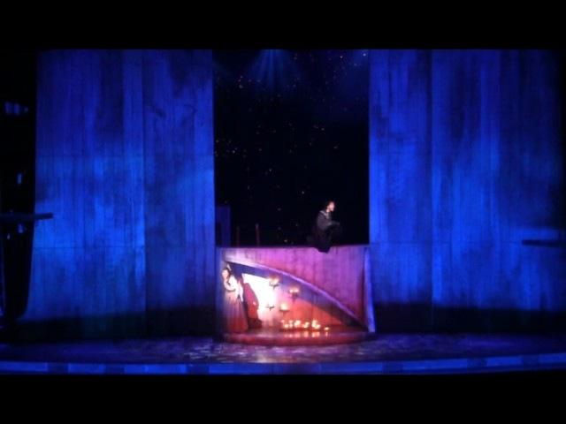 Виктория Канаткина — мюзикл «Зорро», часть 1