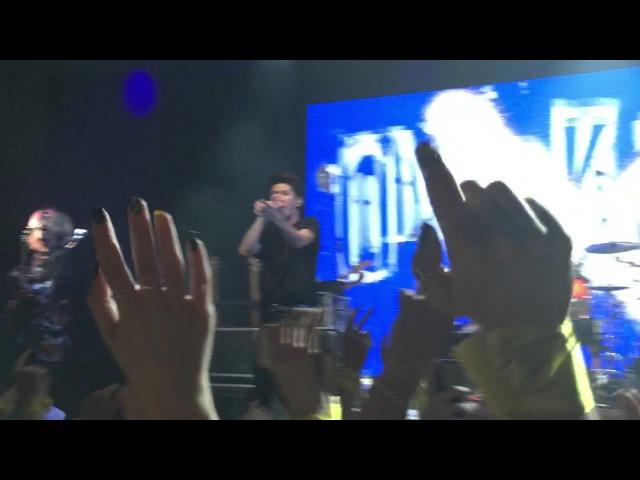 One Ok Rock - Taking Off (live in Saint Petersburg 29.08.17)